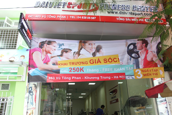 daivietsport fitness center